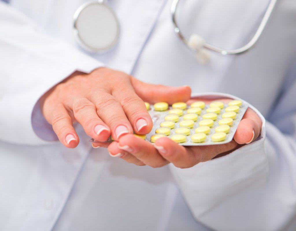 лечения гипертонии таблетками