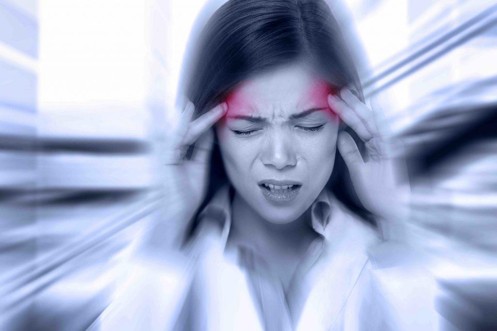 сложно переносить болевые ощущения