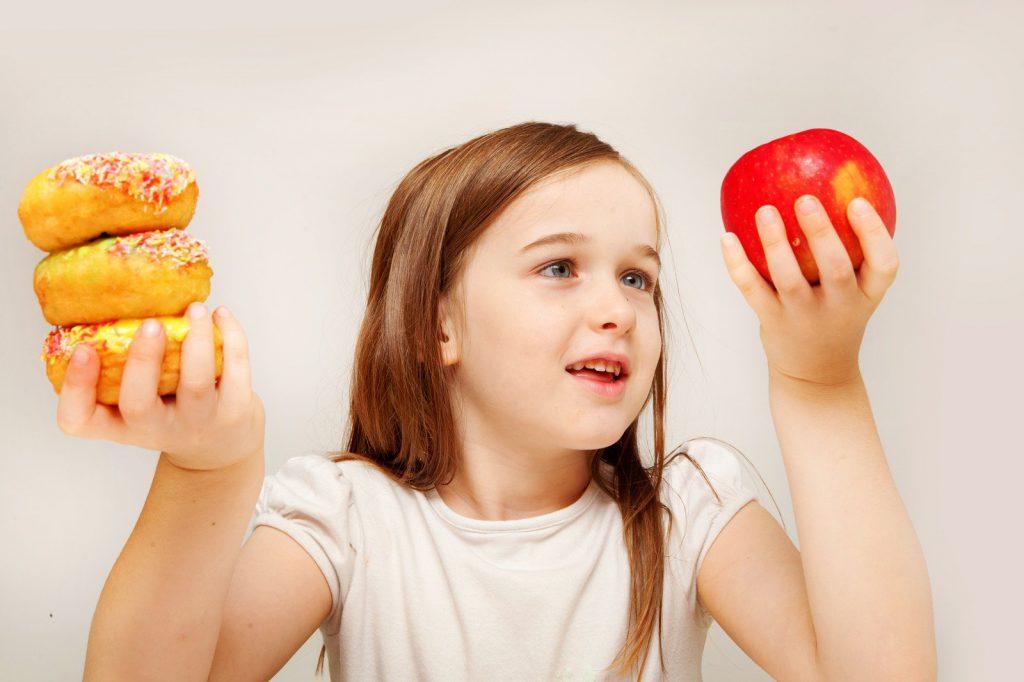 многое зависит от рациона питания
