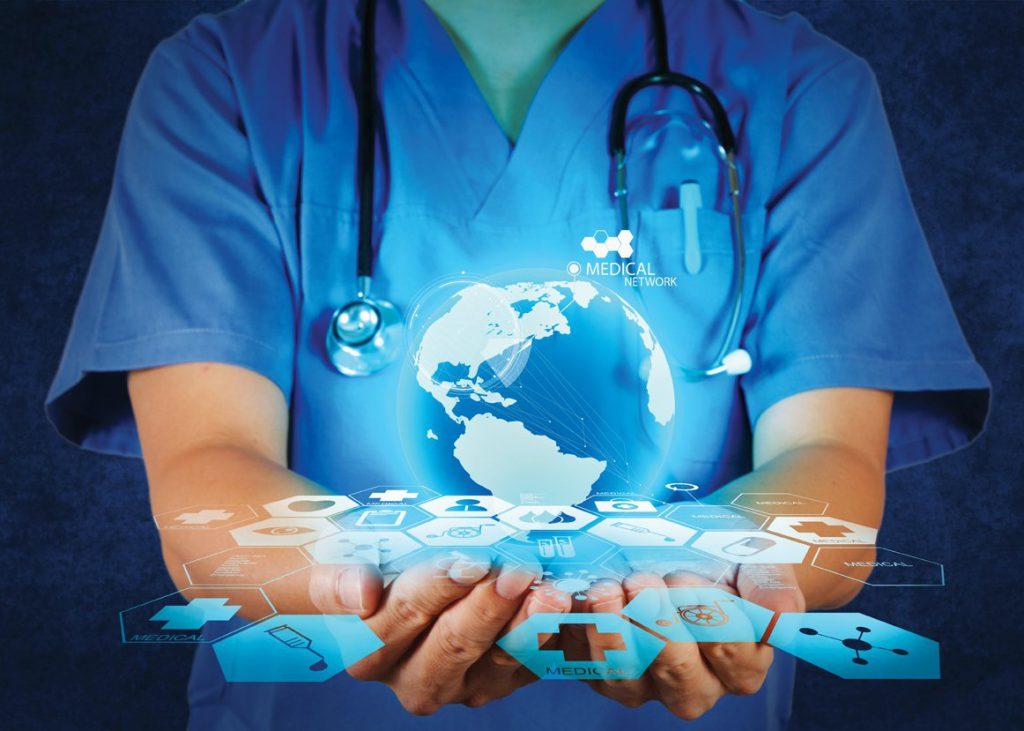 диагностика и лечение болезней оцифровывается