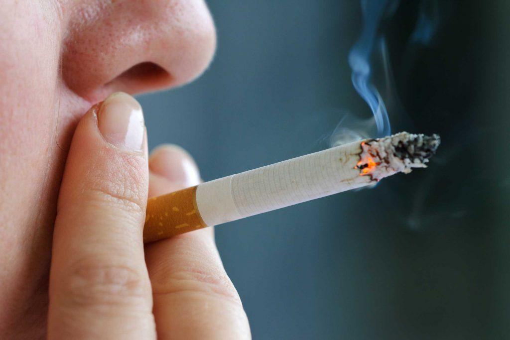 курение - путь к раку