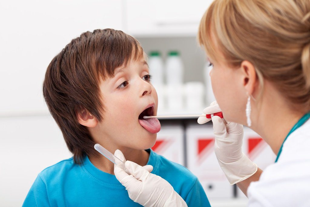 диагностика у ребенка