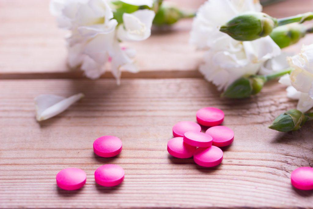 таблетки из растений