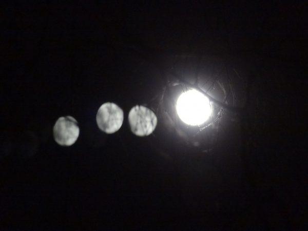 две и более луны иррациональны