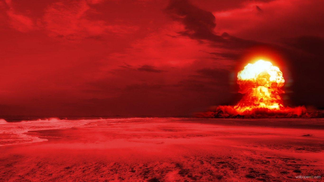 атомный взрыв станет началом конца