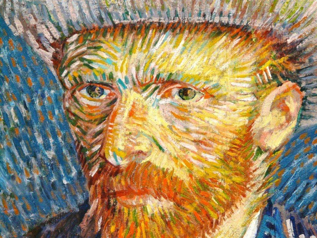Ван Гог, убивший себя