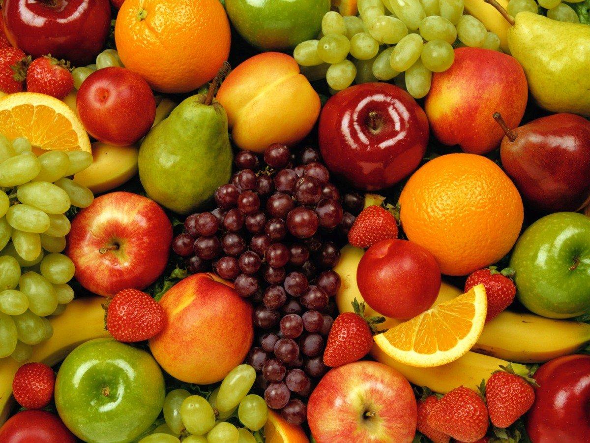 виды растительной пищи