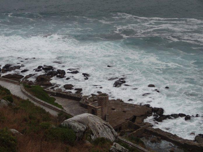 море и камень