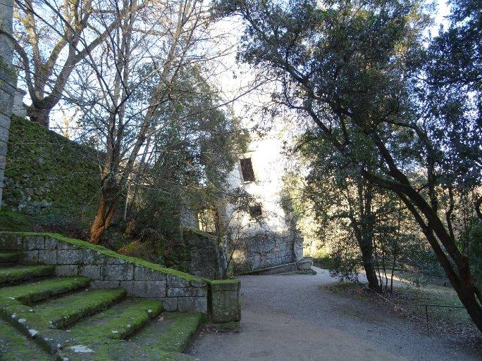 римский сад