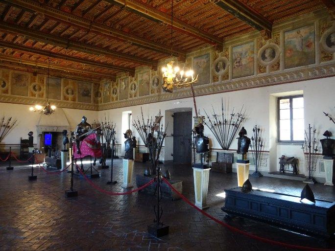 комната в замке