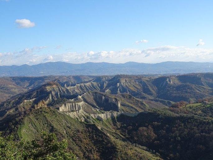 холмы и горы Италии