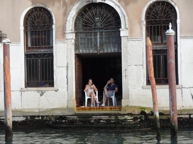 жизнь в городе на воде