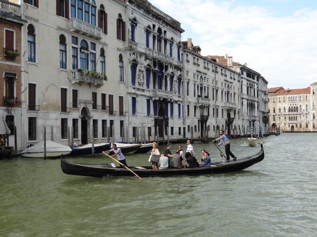 жизнь Венеции