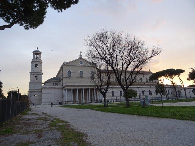 базилика святого павла в риме