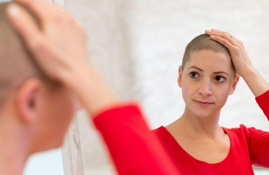 выпадение волос при химиотерапии