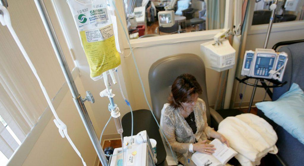 неоадъювантная химиотерапия при раке