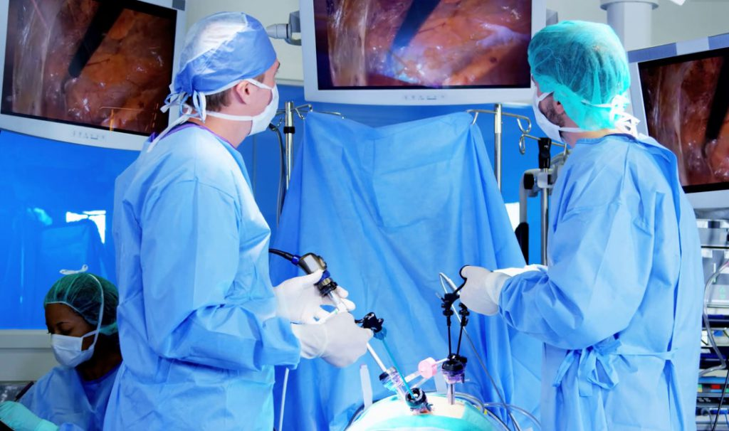 операции на придатках матки