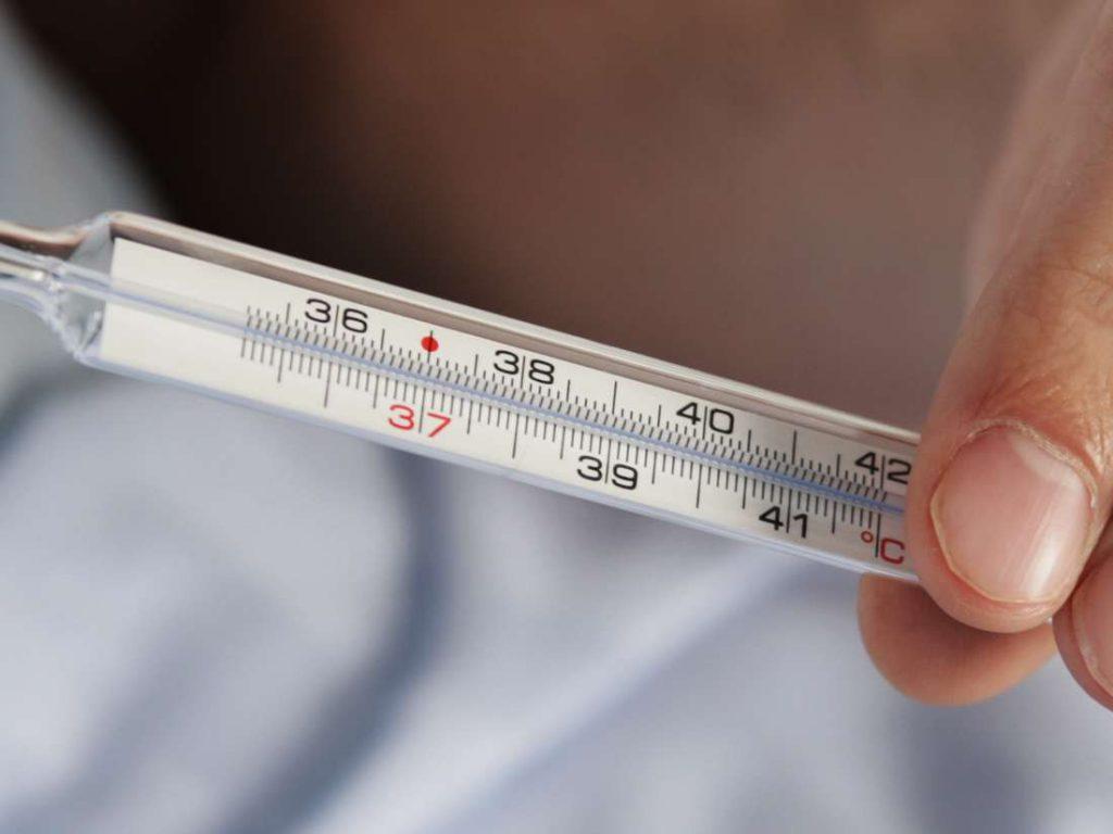 повышение температуры тела при раке