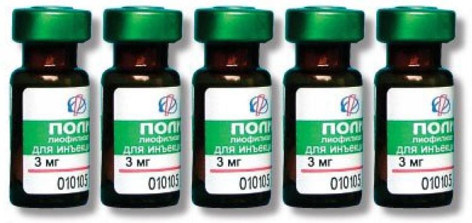 полиоксидоний при раке