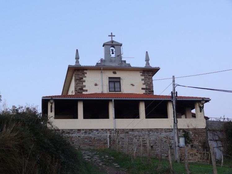монастырь на пути