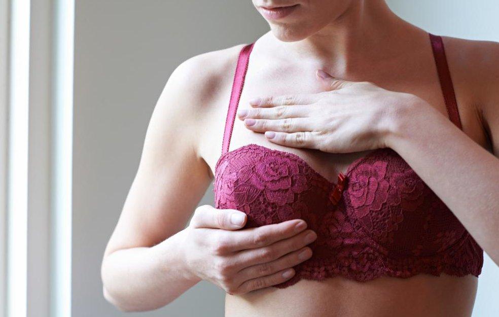 внешние признаки рака молочной железы